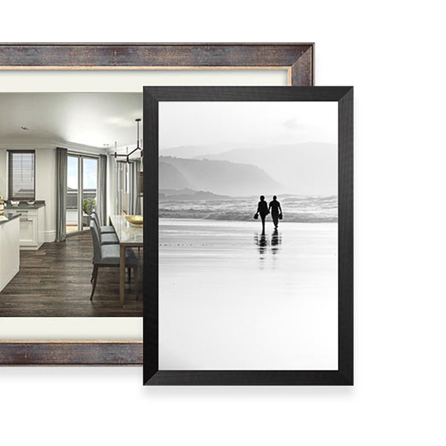Contemporary Framed Photo Print