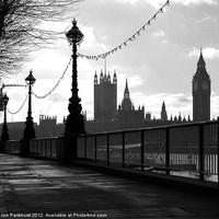 Buy canvas prints of Houses of Parliament, London by Jon Pankhurst