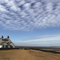 Buy canvas prints of Whitstable sea front by Jon Pankhurst