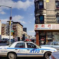 Buy canvas prints of China Town, New York City by Jon Pankhurst