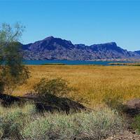 Buy canvas prints of Lake Havasu, Arizona by Claudio Del Luongo