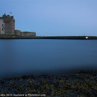 Buy canvas prints of Broughty Castle, Dundee by craig beattie