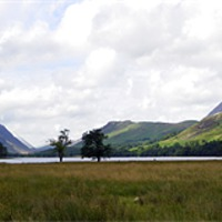 Buy canvas prints of Buttermere by Oliver Gibson
