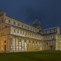 Buy canvas prints of Pisa by mhfore Photography