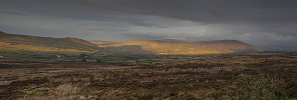 Isle of Man Sunset Print by Nigel Jones LRPS
