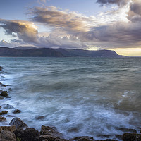 Buy canvas prints of West Shore  by Ian Mitchell