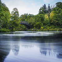 Buy canvas prints of Swirling Dreams by Ian Mitchell