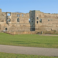 Buy canvas prints of Newark Castle by Rachel & Martin Pics