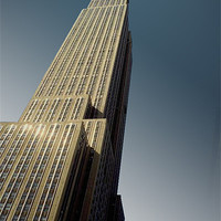 Buy canvas prints of Empire State by Brian Macdonald