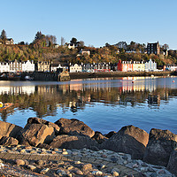 Buy canvas prints of Tobermory  by Lady Debra Bowers L.R.P.S