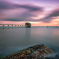 Buy canvas prints of Bembridge Lifeboat Smoothy by Wight Landscapes