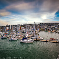 Buy canvas prints of Shepards Marina Isle Of Wight by Wight Landscapes
