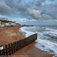 Buy canvas prints of Ventnor Isle Of Wight by Wight Landscapes