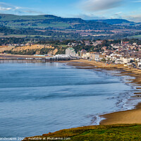 Buy canvas prints of Sandown Isle Of Wight by Wight Landscapes