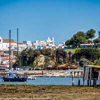 Buy canvas prints of Alvor Algarve Portugal by Wight Landscapes