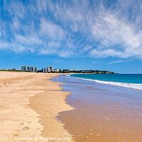 Buy canvas prints of Praia de Alvor Algarve Portugal by Wight Landscapes