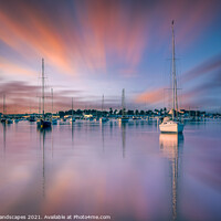 Buy canvas prints of Sancti Petri Sunset by Wight Landscapes