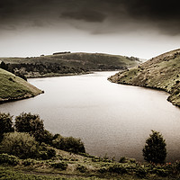 Buy canvas prints of Elan Valley by Joel Woodward