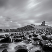 Buy canvas prints of Lilburn Tower, Northumberland by Tom Hibberd