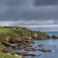 Buy canvas prints of Lizard Point by Mary Fletcher