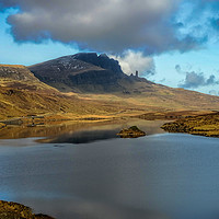 Buy canvas prints of The Old Man of Storr by Mary Fletcher