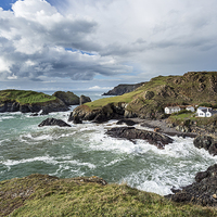 Buy canvas prints of  kynance cove by Kelvin Rumsby