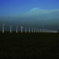 Buy canvas prints of Windfarm by Alan Harman