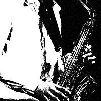 Buy canvas prints of Saxophone by Alan Harman