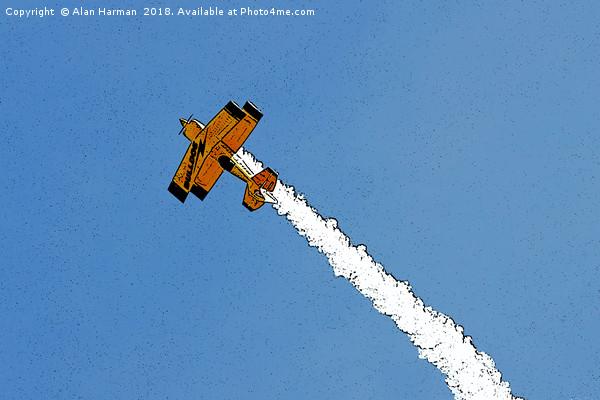 Flight 1 Canvas Print by Alan Harman