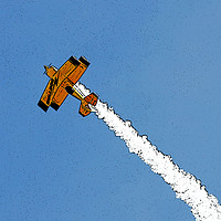 Buy canvas prints of Flight 1 by Alan Harman
