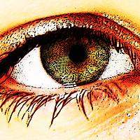 Buy canvas prints of Eye by Alan Harman
