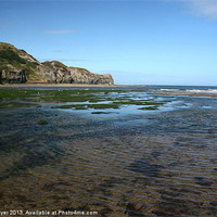 Buy canvas prints of Sandsend Ripples by keith  sayer
