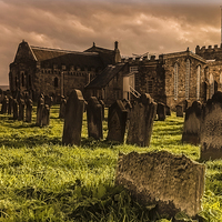 Buy canvas prints of  St Marys Church Whitby by keith sayer