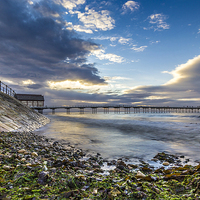 Buy canvas prints of  Saltburn by keith sayer