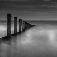 Buy canvas prints of Silky Waters by keith sayer