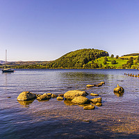 Buy canvas prints of Ullswater Lake District by keith sayer