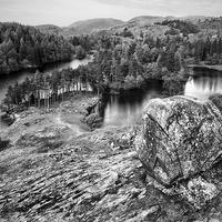 Buy canvas prints of  Tarn Hows Views by Gary Kenyon