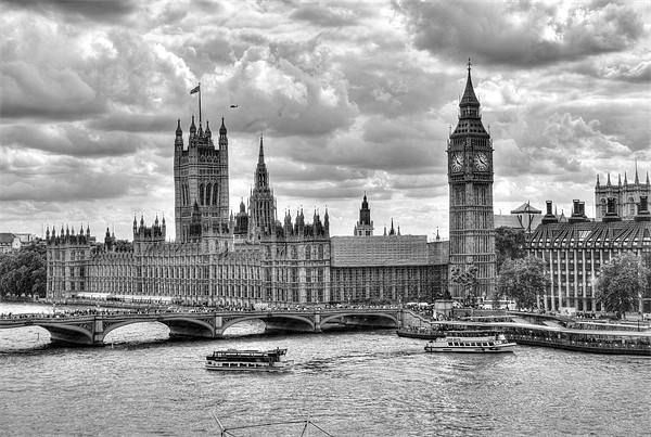 London Canvas Print by Thanet Photos