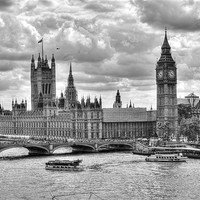 Buy canvas prints of London by Thanet Photos