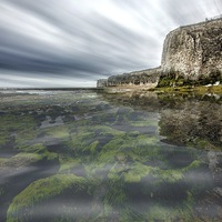 Buy canvas prints of  See through the Sea by Thanet Photos
