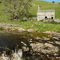 Buy canvas prints of Yorkshire Dales scenery. by David Birchall