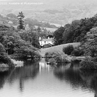 Buy canvas prints of Rydal Water by Andy McGarry