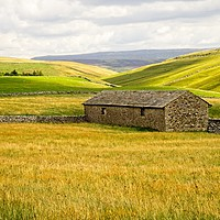 Buy canvas prints of Malhamdale Landscape Yorkshire by Martyn Arnold