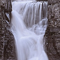 Buy canvas prints of High Force by Martyn Arnold