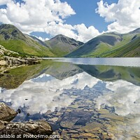 Buy canvas prints of Wastwater by Martyn Arnold