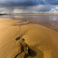 Buy canvas prints of Approaching Squall  by Lee Thorne