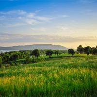 Buy canvas prints of Lough Erne by Lindsay  Clarke