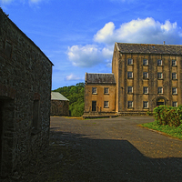 Buy canvas prints of  Blackpool Mill #1 by Barrie Foster