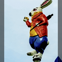 Buy canvas prints of The March Hare in artistic format by Frank Irwin