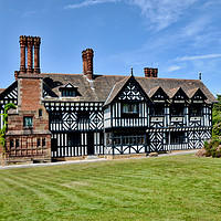Buy canvas prints of Hillbark Hotel, Royden park, Frankby, Wirral UK by Frank Irwin